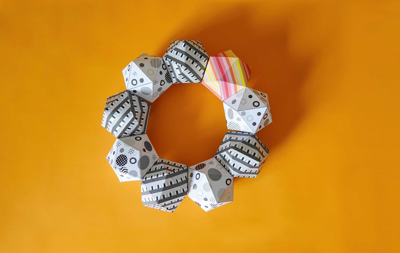 Challenge of Icosahedron8